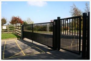 school-gates