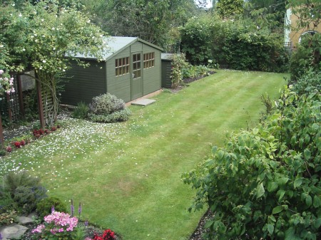 How to protect your garage or outbuildings