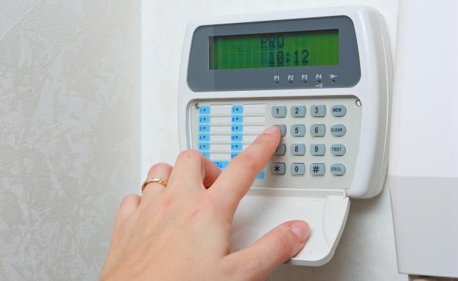 A burglar alarm need not be alarming